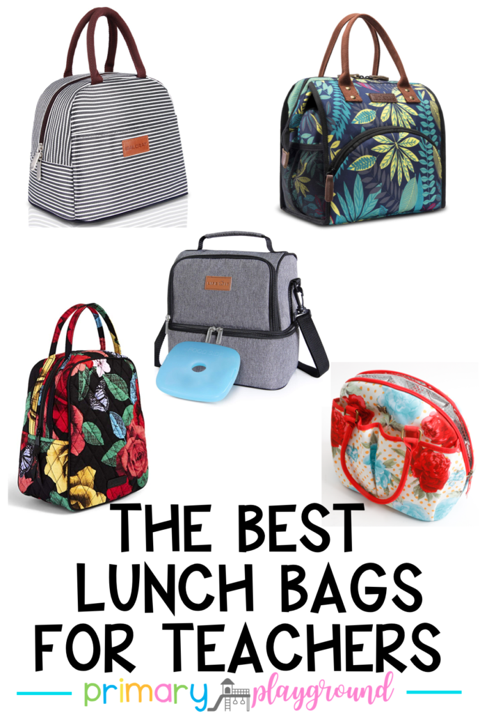 The Best Lunch Bags For Teachers Primary Playground